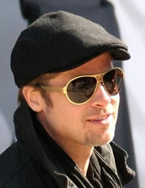 Brad Pitt – IC Berlin – Bashir