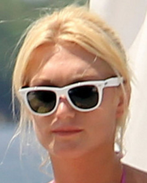 Brooke Hogan – Ray-Ban – RB 2140 – Wayfarer