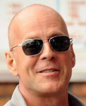 Bruce Willis - Mosley Tribes - Bullitt