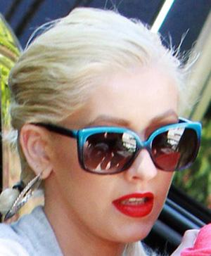 Christina Aguilera – Dita – Solitaire