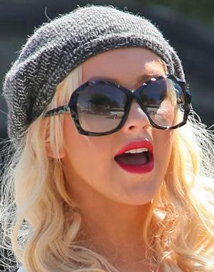 Christina Aguilera – Swarovski – Amazing Black