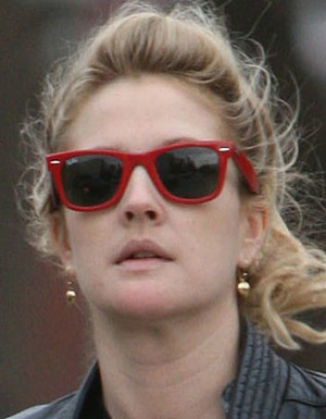 Drew Barrymore - Ray Ban - RB 2140