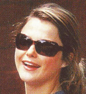 Keri Russell - Ray-Ban - 4068