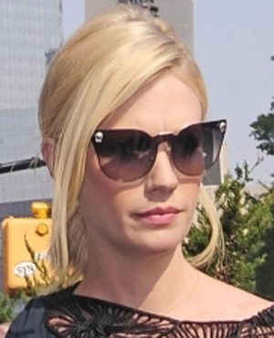 January Jones - Versace - VE 2120