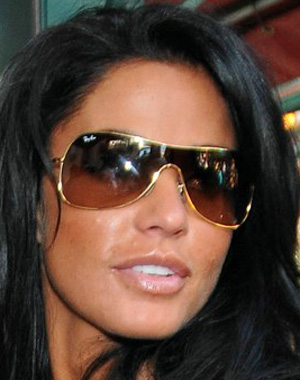 Katie Price – Ray-Ban – RB 3211