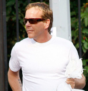 Kiefer Sutherland – Blinde – The Mac Steed