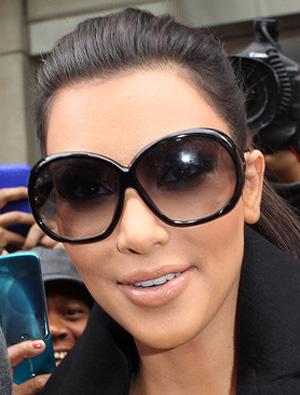Kim Kardashian – Tom Ford – Natalia – TF 0120