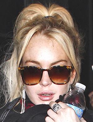 Lindsay Lohan – LnA – Rialto