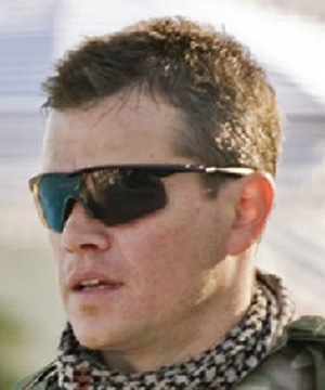 Matt Damon - Oakley - Radar Path