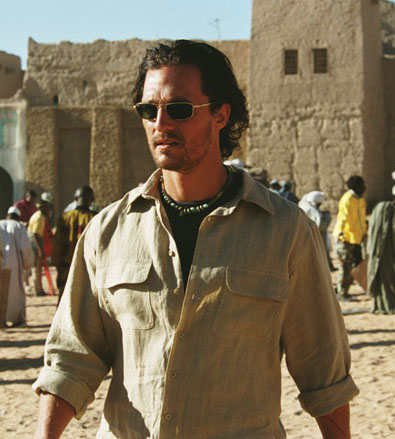 Matthew McConaughey - Sahara