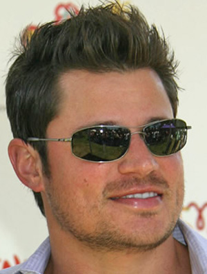 Nick Lachey – Oliver Peoples – Nitro