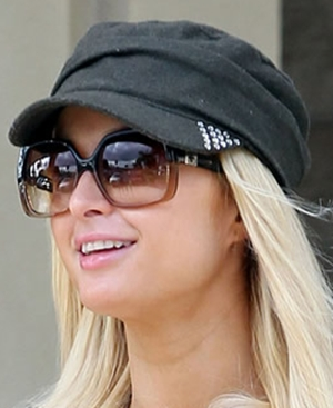 Paris Hilton - Chrome Hearts - Queenie