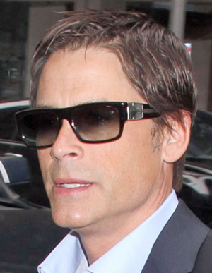 Rob Lowe - Chrome Hearts - G Money