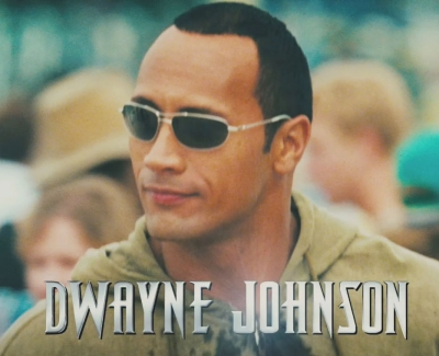 The Rock (Dwayne Johnson) - Mosley Tribes