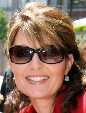 Sarah Palin – Juicy Couture – Palace/S