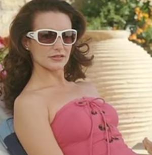 Kristin Davis as Charlotte York