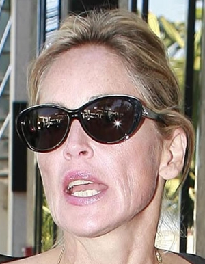 Sharon Stone – Christian Dior – Bagatelle/S
