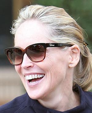 Sharon Stone – Christian Dior – Mitza 2
