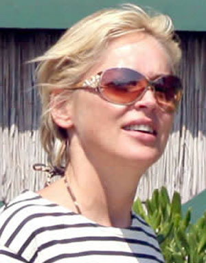 Sharon Stone – Roberto Cavalli – Tene RC 378