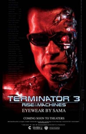 Arnold Schwarzenegger - T3