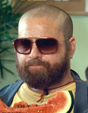 Zach Galifianakis - Mosley Tribes - Bromley