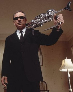 Tommy Lee Jones - Men In Black 2