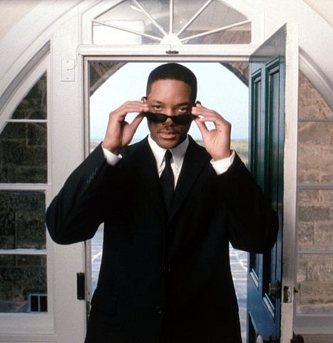 Will Smith - Men In Black 2